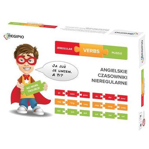 Neuveden Irregular verbs puzzle (5903111818005)