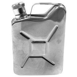 Piersiówka kanister - stal nierdzewna, 170 ml, ciekawy prezent marki Mfh - max fuchs