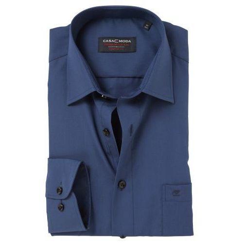CASAMODA Koszula Męska Wizytowa Niebieska Duże Rozmiary