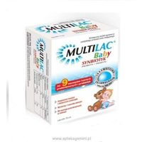 MULTILAC Baby Synbiotyk (Probiotyk + Prebiotyk) x 10 saszetek