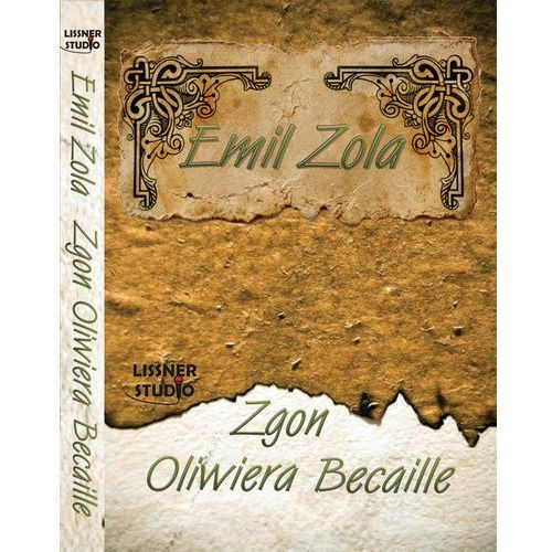 Zgon Oliwiera Becaille CD (9788362797196)