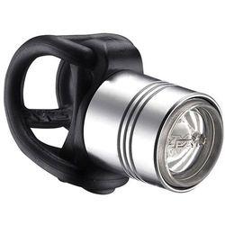 Lezyne przednia lampka rowerowa led femto drive front silver