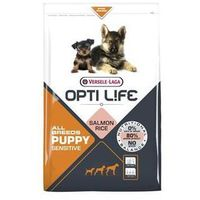 Opti Life PUPPY SENSITIVE SALMON RICE 2,5KG