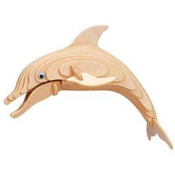 Łamigłówka drewniana Gepetto - Delfin (Dolphin), AU