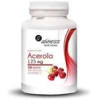 Acerola Aliness 125 mg x 120 tabletek