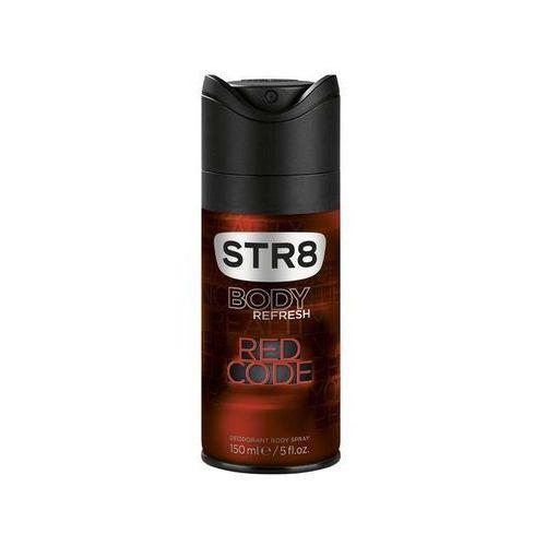 STR8 Red Code - dezodorant w sprayu 150 ml - Ekstra cena