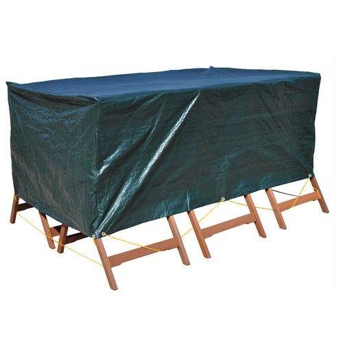 Pokrowiec na meble ogrodowe 200 x 125 x 85 cm marki H&g