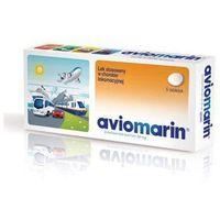 Tabletki AVIOMARIN 0,05 x 5 tabletek - 5 tabletek
