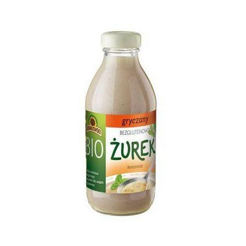 BIO Żurek gryczany bezglutenowy - koncentrat 320 ml 1 szt., BŻGR - Genialna cena