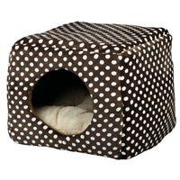 Trixie domek pluszowy/legowisko mina 40x32x40 cm - darmowa dostawa od 95 zł! (4011905363240)