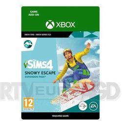The sims 4 - śnieżna eskapada dlc [kod aktywacyjny] xbox one marki Microsoft