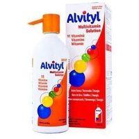 Alvityl multivitamin solution 150ml