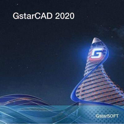 Programy graficzne i CAD GStarCAD Viasoft