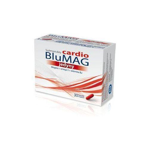 Blumag cardio jedyny x 30 kapsułek marki Hasco-lek