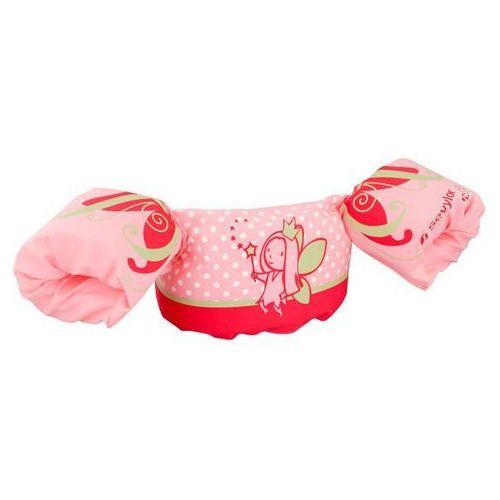 Kamizelka asekuracyjna puddle jumper deluxe pink fairy Sevylor