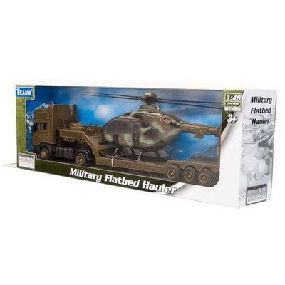 Helikoptery Teama Toys