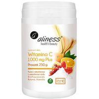 Kapsułki Witamina C 1000 mg PLUS bioflaw, rutyna, acer. x 100 VEGE kaps.
