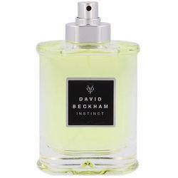 Testery zapachów dla mężczyzn  David Beckham