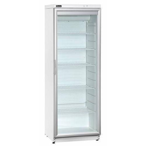 Bartscher Szafa chłodnicza przeszklona | 320L | 0°C do 10°C | 600x600x(H)1730 mm - kod Product ID
