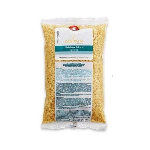 Premium textile Wosk do depilacji w perełkach miele 800g - Ekstra promocja