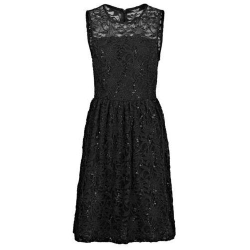 """Sukienka koronkowa """"Angela"""" bonprix czarny"""