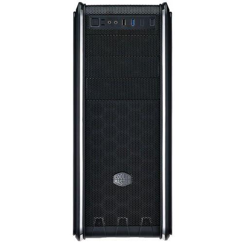 Cooler master cm 590 iii midi wieża czarny zabezpieczenia & uchwyty komputerów (4719512053218)