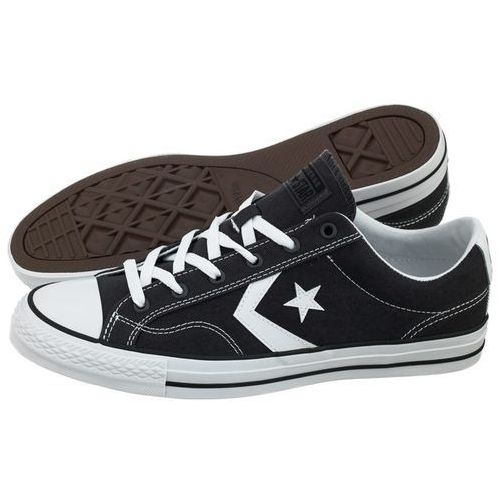 Buty star player ox almost black/white/black 160559c (co340-c) Converse