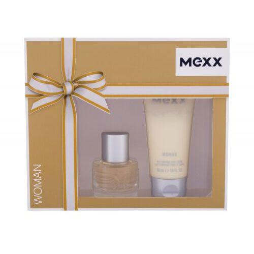 Woman zestaw edt 20 ml + mleczko do ciała 50 ml dla kobiet Mexx - Najtaniej w sieci