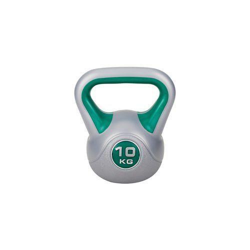 Hantla Kettlebell winylowa 10kg Hop-Sport - 10 kg
