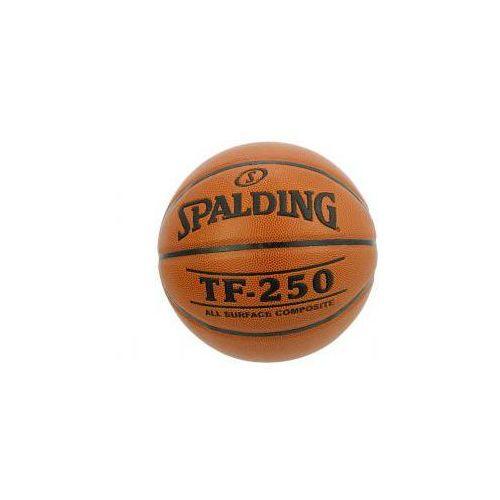 18460f65 ▷ Piłka do koszykówki TF-250 rozmiar 5 (Spalding) - opinie / ceny ...