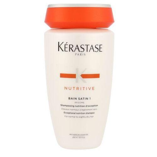 Kerastase Nutritive Irisome Bain Satin 1, kąpiel odżywcza, włosy suche i cienkie, 250ml, 37430 - Promocja