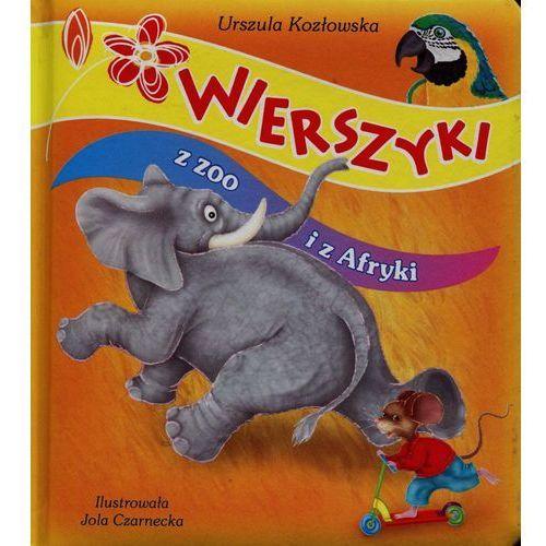 Wierszyki z zoo i z Afryki (9788377088647)