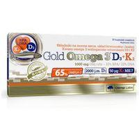 Kapsułki Olimp Gold Omega 3 D3 + K2 30 kaps.