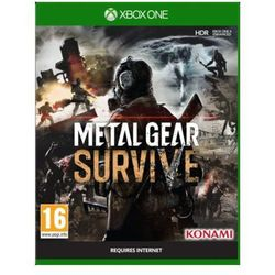 Techland Metal gear survive (xbox one) - konami