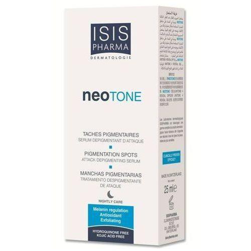 Isispharma neotone serum na noc, likwidujące przebarwienia skóry 25ml