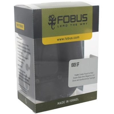 Kufry, futerały i kabury Fobus International Ltd. SHARG.PL