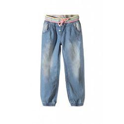 5.10.15. Spodnie dziewczęce 100% bawełna 3l3404