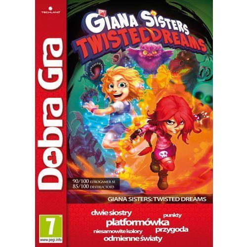 Techland Giana sisters: twisted bundle - k00411- zamów do 16:00, wysyłka kurierem tego samego dnia!