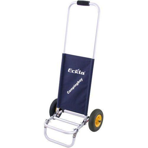 Eckla campingboy wózek transportowy z kołami pneumatycznymi odpornymi na przebicia 20 mm 2021 walizki na kółkach