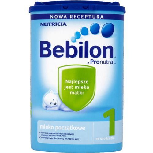 Bebilon 1 z pronutra mleko początkowe prosz. - 800 g Nutricia baby food