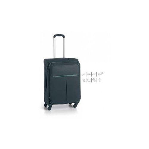 RONCATO walizka średnia CRUISER 4 koła materiał Poliester zamek szyfrowy TSA możliwość poszerzenia