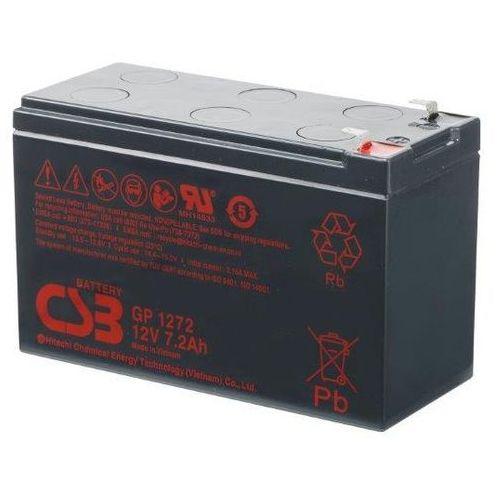 Akumulator AGM CSB GP 1272 F2 (12V 7,2Ah)