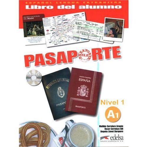 Pasaporte 1 Podręcznik + CD, Edelsa