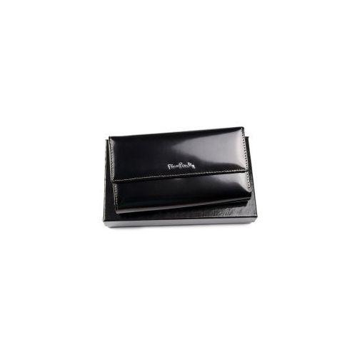 938d1e319ea62 Duży portfel damski skórzany Pierre Cardin 520.2 322 C