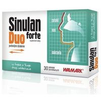 Tabletki SINULAN DUO FORTE x 30 tabletek
