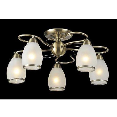 Żyrandol Asturia 5 292/5 - Lampex - Sprawdź kupon rabatowy w koszyku, 292/5