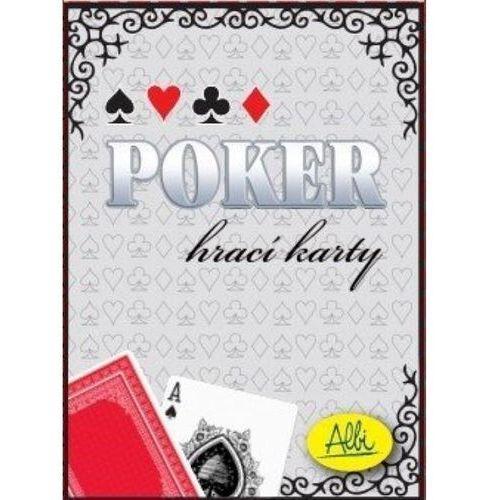 Albi Karty do pokera czerwone (8590228014832)