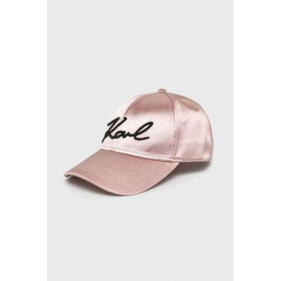 Nakrycia głowy i czapki Karl Lagerfeld ANSWEAR.com