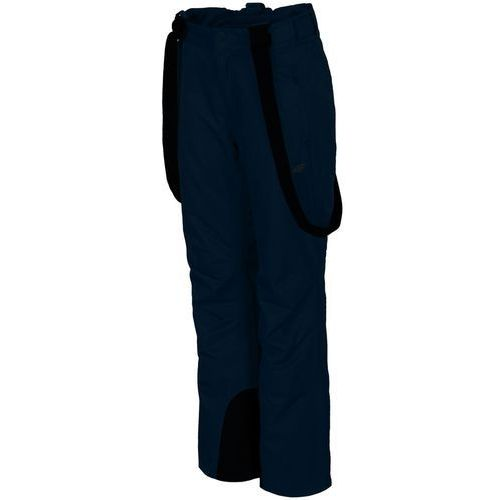 Damskie spodnie narciarskie h4z18 spdn001 granatowy 30s s marki 4f