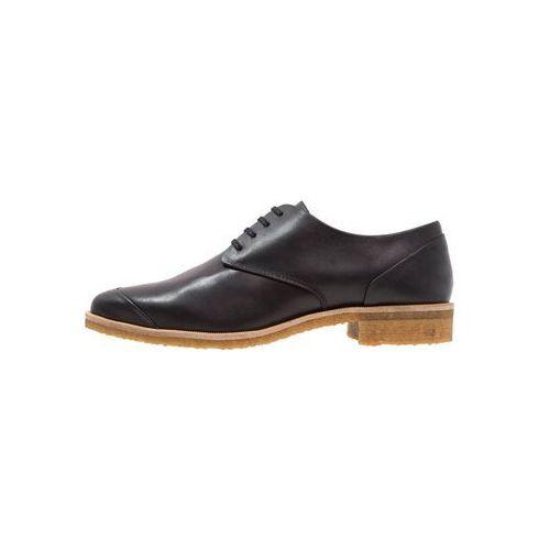 Prime Derby Shoe Black